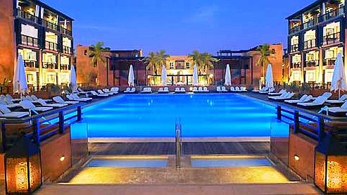 marrakech naoura barri re les plus beaux spas du monde. Black Bedroom Furniture Sets. Home Design Ideas