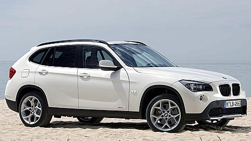 bmw x1 le blog de voiture de prestige et sport. Black Bedroom Furniture Sets. Home Design Ideas