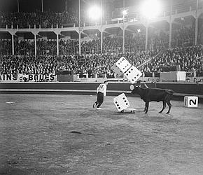 La confrontation Dax contre Tarbes en 1963. (Crédit : Albert Courant/INA)