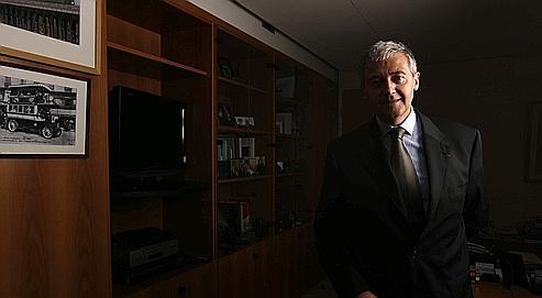 Pierre Mongin a été nommé président de la RATP au mois de juillet 2006.