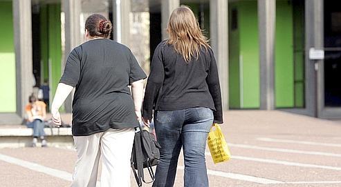 Les femmes en surpoids ont dix fois plus de chance d'avoir des filles obèses que celles de poids normal.