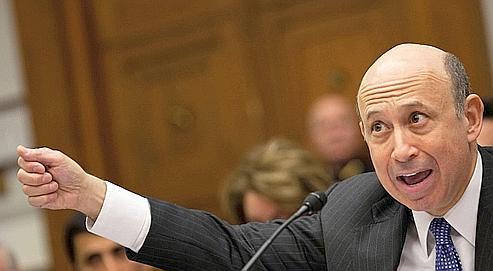 Goldman Sachs se joue de la crise