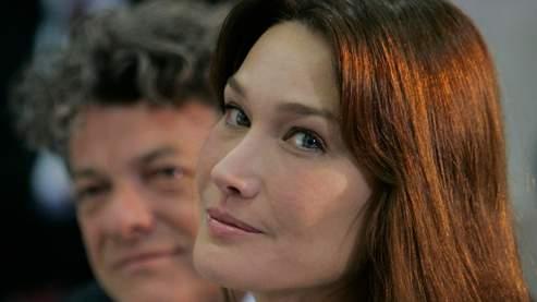 Carla Bruni-Sarkozy sur scène samedi à New York