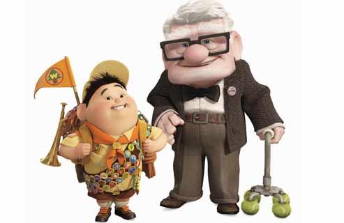 """""""Il était une fois Pixar"""" 20090718PHOWWW00008"""