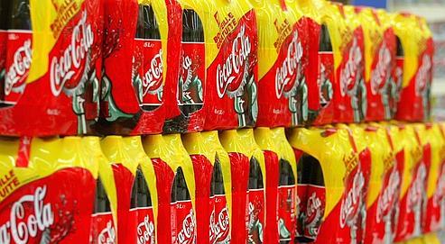 Importer une bouteille de Coca-Cola peut s'avérer moins cher que d'acheter une bouteille fabriquée en France.