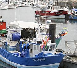 Le petit port de l'Herbaudière.