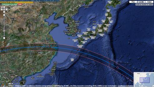 Comment observer l'éclipse solaire sur internet