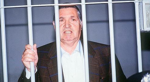 Toto Riina (photo non datée) a été condamné à plusieurs peines de réclusion à perpétuité pour des dizaines de meurtres.