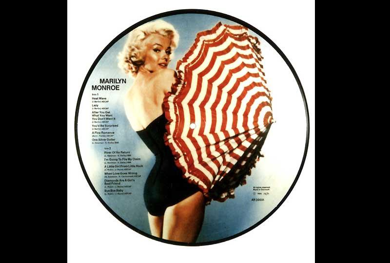 «Marilyn Monroe», Marilyn Monroe (1984).