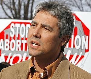 Troy Newman, le chef charismatique de Operation Rescue.