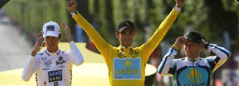 Alberto Contador <br>remporte son 2e Tour
