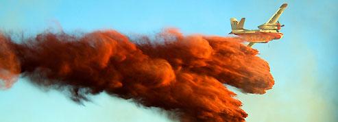 Feux de forêt :<br>avec les pompiers du ciel