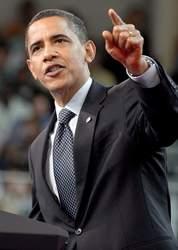 Barack Obama ne ménage pas ses efforts pour faire voter la réforme du système de santé.