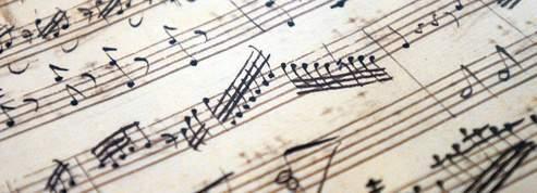 Deux partitions inédites de Mozart présentées à Salzbourg<br/>
