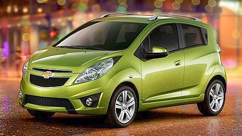 Avalanche de nouveaux modèles chez Général Motors