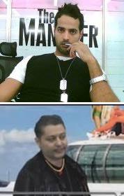 Moez et Imed Trabelsi, neveux du chef de l'État tunisien, sont soupçonnés d'être à l'origine du délit. (Crédits photo : Facebook et DR)
