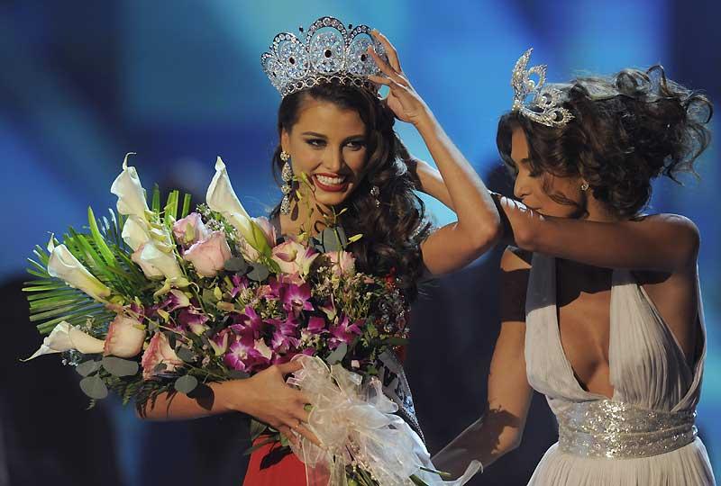 Miss Univers 2009 : Miss Venezuela Stefania Fernandez
