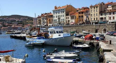 PortVendres La Vie Au Ralenti - Hotel sur le quai port vendres