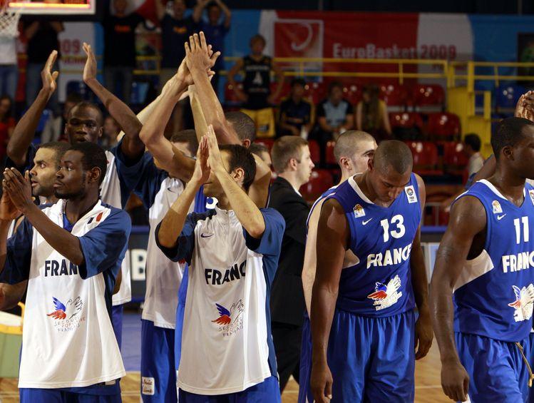 L'équipe de France a montré deux visages contre la Lettonie mais elle est qualifiée