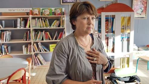 La maire de Lille, Martine Aubry. (Philippe Huguen / AFP)