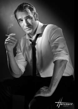 Jean Dujardin © Studio Harcourt Paris