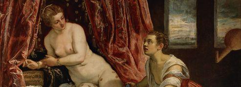Titien, Tintoret et Véronèse au Louvre