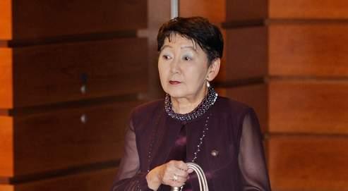 La ministre de la Justice, Keiko Chiba, est une partisane déclarée de l'abolition de la peine capitale.