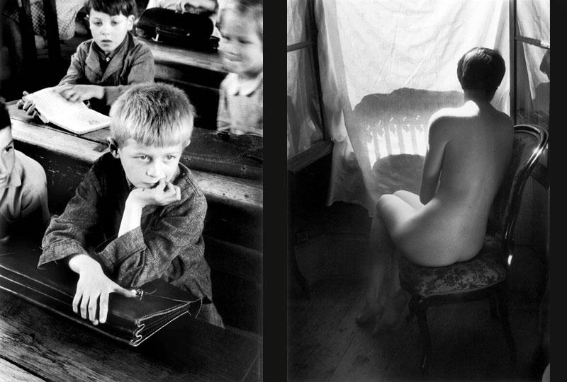 Ces images, le monde entier les connaît. On les a vues mille fois et pourtant elles nous touchent en plein coeur. Encore et encore. C'est peut-être cela, la magie de Willy Ronis. Photographe humaniste et idéaliste, il vient de nous quitter à 99 ans. Tendre témoin d'un monde à la Prévert où tout semblait plus simple et plus beau, à l'image de ce Petit écolier à l'air rêveur, de 1960, ou de ce nu de Deena de dos, de 1955, il se disait lui-même « romancier de la photo ». Né en 1910, à Paris, Willy Ronis a réalisé son premier cliché à l'âge de 16 ans, mais c'est le Front populaire qui lui donne l'occasion de publier ses reportages si profondément sincères.