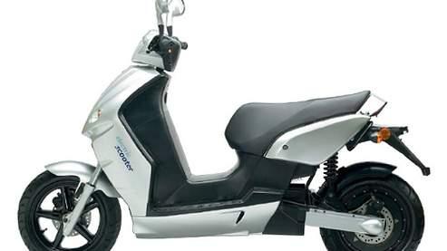 Roulez en scooter électrique