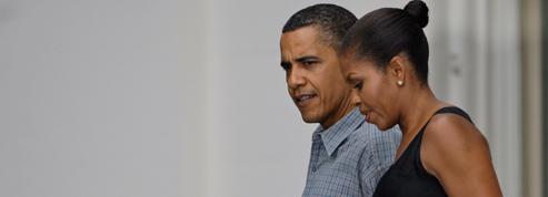 Dans l'intimité du couple Obama<br/>