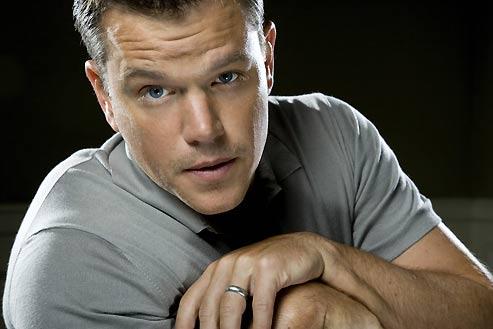 Quelques nouvelles de Matt Damon