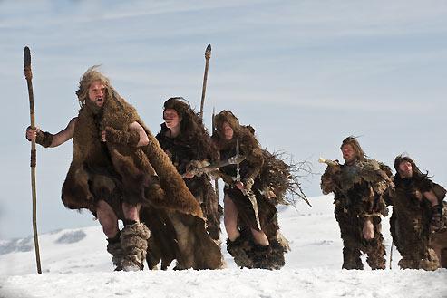 Après «L'Odyssée de l'espèce», «Homo sapiens» et «Le Sacre de l'Homme», Jacques Malaterre se consacre depuis quatre ans à « Ao », une fiction monumentale  racontant le destin du dernier Neandertal.