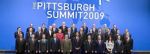 Le G20 fixe de nouvelles règles à la finance <br/>