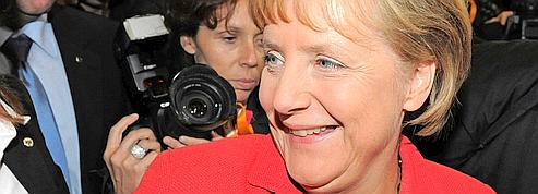 Merkel gouvernera avec les libéraux, sans les socialistes<br/>