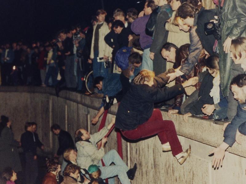 La chute du Mur de Berlin, 9 novembre 1989 20090928PHOWWW00512