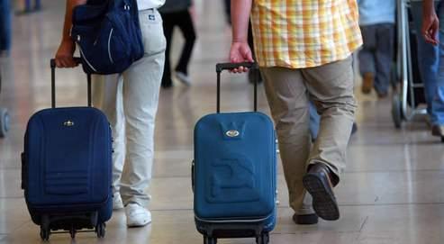 Les 1450 douaniers de Roissy vérifient 5 à 10% des vols. (Jean-Christophe Marmara/Le Figaro)