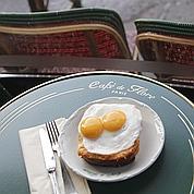 Le «Jockey» du Café de Flore