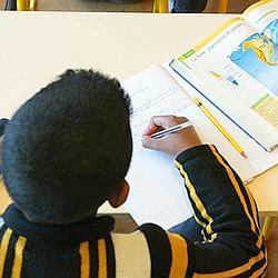 L'école n'efface pas l'origine sociale des élèves.