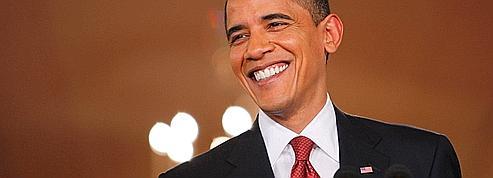 Le prix Nobel de la paix attribué à Barack Obama<br/>