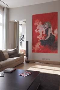 Iris Van Dongen, Adel Blanc Sec - «Chambres d'amis» au Trocadéro (Aleksandre Pinel)