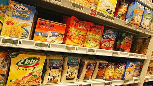 La Commission européenne vise à garantir des prix alimentaires «raisonnables» aux consommateurs et des revenus décents aux agriculteurs. (Photo Sébastien Soriano/ Le Figaro)