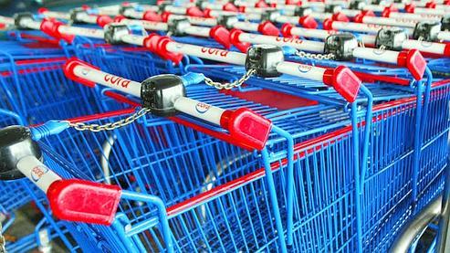 Six des neufs enseignes assignées sont des distributeurs alimentaires. (Photo Martine Archambault / Le Figaro)