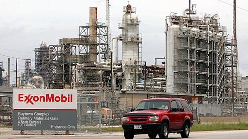 ExxonMobil : chute du bénéfice au troisième trimestre