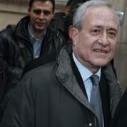 Jean Tiberi, lors de son procès en 2009. Crédit : S. Soriano / Le Figaro