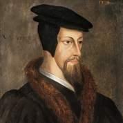 Portrait anonyme de Jean Calvin - Musée International de La réforme de Genève.
