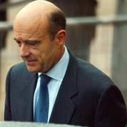 Alain Juppé, lors du procès en appel sur les emplois fictifs du RPR, en 2004. Crédit : P. Delort / Le Figaro.
