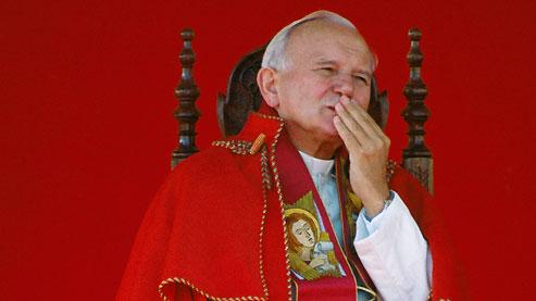 Jean-Paul II, le prophète venu de l'Est