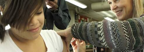 H1N1: les complications <br/>surviennent à tout âge<br/>