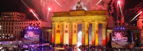 Berlin c�l�bre un �Jour de f�te�