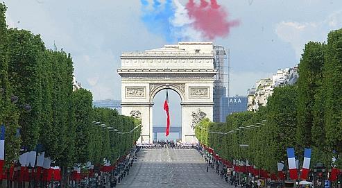 La France à l'heure allemande qu'avons-nous fait de ces 20 ans?